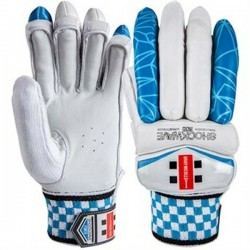 Gray-Nicolls Shockwave Power Junior Batting Gloves-Right Handed only